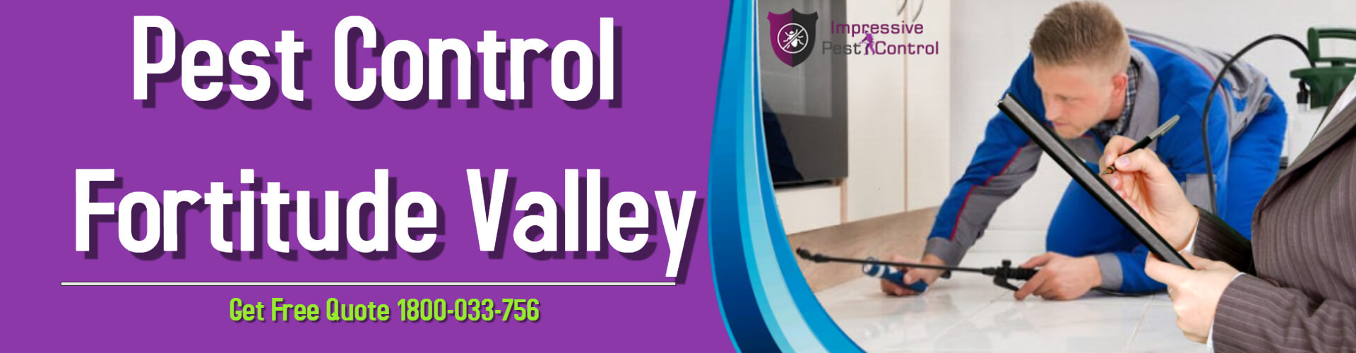 Pest Control Fortitude Valley