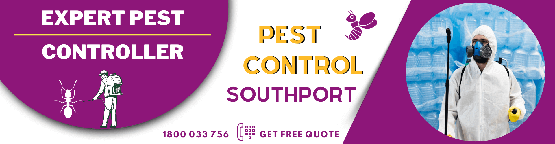 Pest Control southport